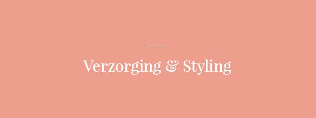 Verzorging en Styling
