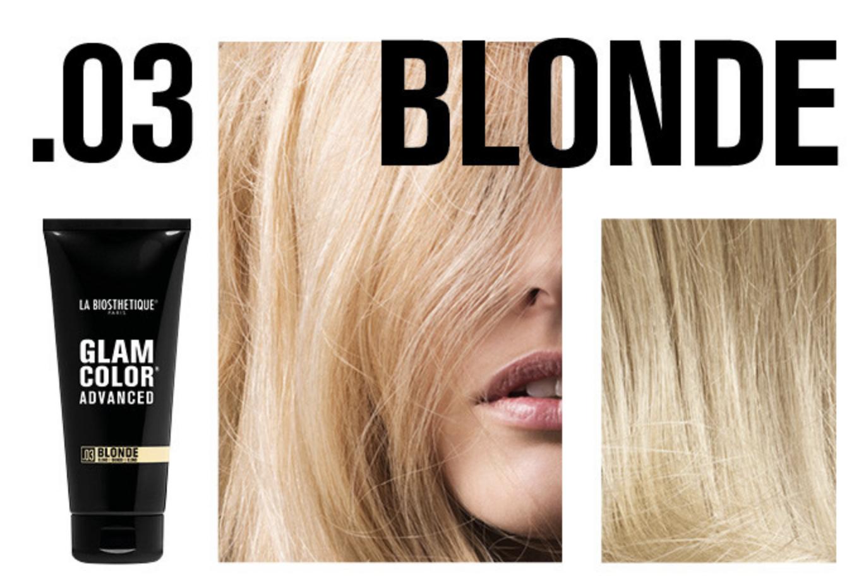 Glam Color Blonde La Biosthetique